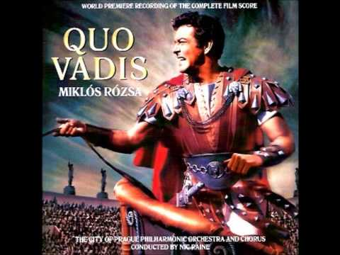Quo Vadis (movie 1951) about the way to conquer the world