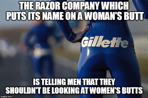 Image tagged in razor gillette - Imgflip
