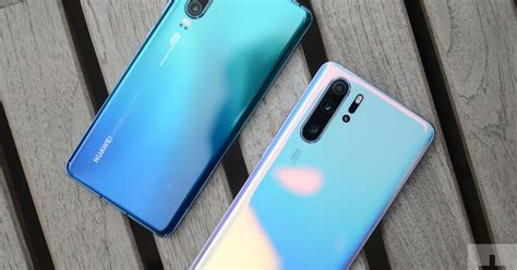 Huawei P30 Pro and P30: News, Features, and Specs