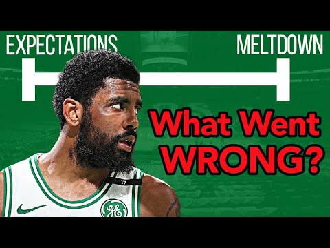 Kyrie Irving: What went wrong in Boston? - Sports Illustrated