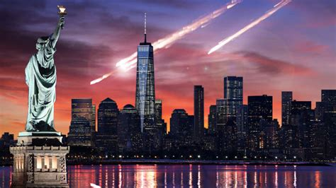 NASA's Asteroid Impact Simulation Ended With New York City