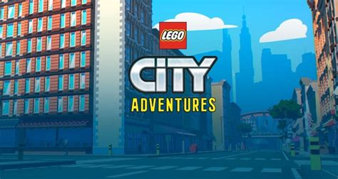 Nickelodeon's LEGO City Adventures animated series gets a