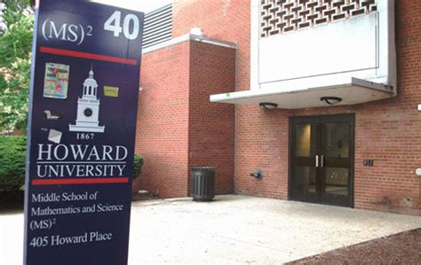 Howard University Middle School of Mathematics and Science