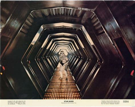 Space Age Star Wars Lobby Cards From 1977 - Flashbak