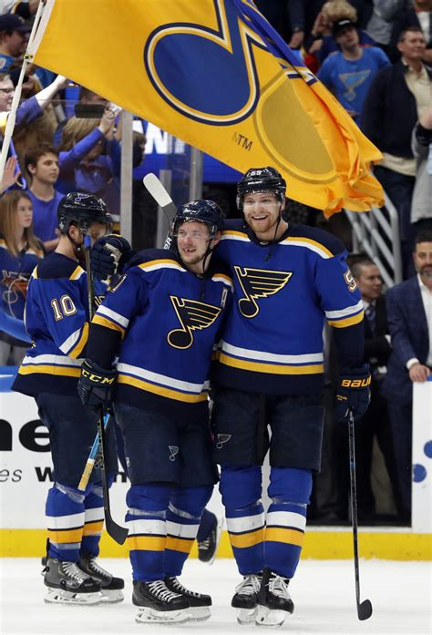 Maroon's OT goal lifts Blues past Stars in Game 7 | The