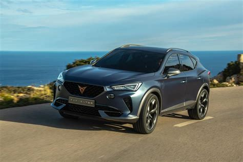 2020 Seat CUPRA Formentor News and Information