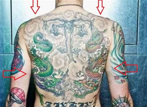 Chester Bennington's 10 Tattoos & Their Meanings – Body