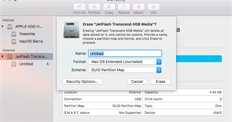 How to create a Mac OS X recovery USB drive? - Hawkdive