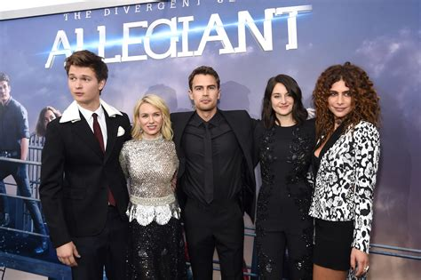 'The Divergent Series: Allegiant' Lives In The Box Office