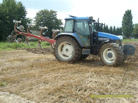 New Holland TS 115 | Agroportal24h