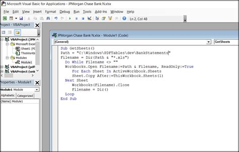 Convert PDF Bank Statements to CSV or Excel - Free