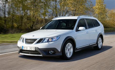 Saab 9-3X technical details, history, photos on Better