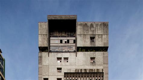North via South: Mesoamerican Brutalism   The New Yorker