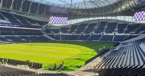 Tottenham's first game at new stadium could be delayed