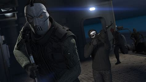 New GTA 5 Heists Trailer Shows How System Will Work - GameSpot