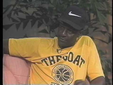 Channel 33 interview with Earl 'The GOAT' Manigault on