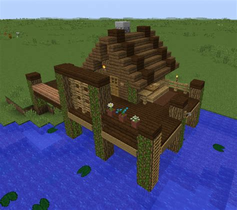 Fishing Village Hut 4 - GrabCraft - Your number one source
