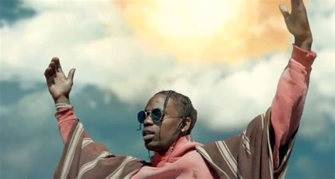 """Travis Scott shares """"STOP TRYING TO BE GOD"""" video 