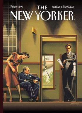 The New Yorker April 26, 1999 Issue   The New Yorker