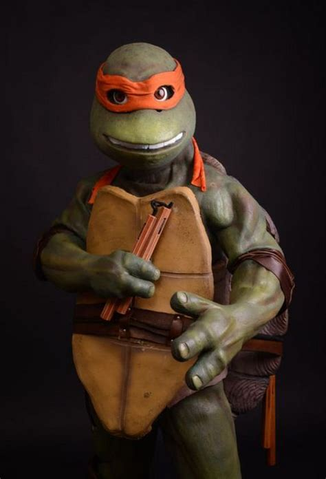 Awesome TMNT Costume - Page 4 of 4 - Barnorama