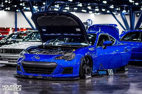 Boosted Subaru BRZ HRDPRKR SEMA Show Stopper for Sale [w
