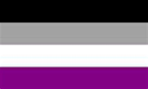Asexual Flag - The World of Flags