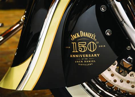 Limited Edition Jack Daniel's Indian Springfield and