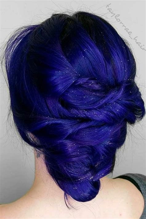 27 Chic and Sexy Blue Hair Styles for a Brave New Look