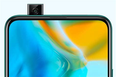 Here's Huawei's first phone with a pop-up selfie camera