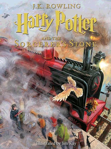 Harry Potter Book Gets Magical Animated Kindle Edition | E