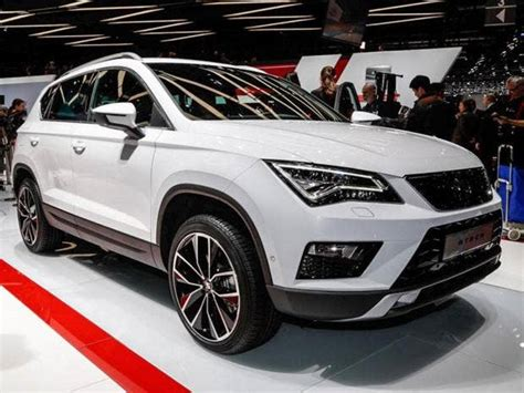 Seat unveils Ateca SUV: Spain finally joins the 4x4 market