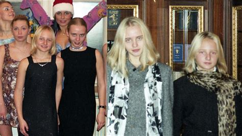 Fugitive Oligarch Posts Unseen Photos of Putin's Daughters