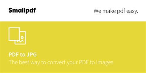 PDF to JPG - Convert your PDFs to Images online for free